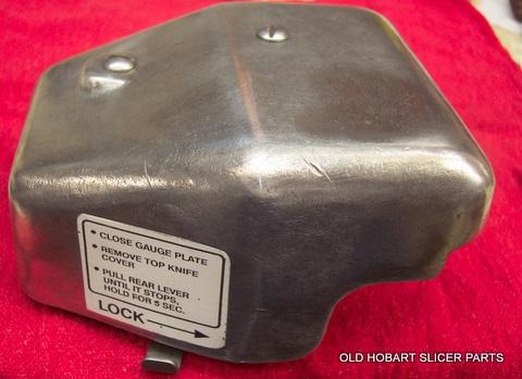 berkel slicer sharpening instructions